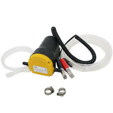 New DC 12V Diesel Oil Extraction Pump With Tubes For Truck Rv Boat ATV