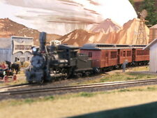 CUSTOM Nn3 LAYOUT AND TRAIN AWARD WINNING MODEL