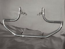 KAWASAKI VN 900 VULCAN STAINLESS STEEL CUSTOM CRASH BAR ENGINE GUARD WITH PEGS