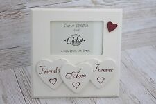 Friends Are forever Hearts Photo Frame Best Friends Picture Frame Tribute F1216A