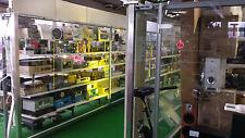 Set mit 20x SUBMINIATUR KIPPSCHALTER 2xUM 8x8mm 125V 3A  1034A