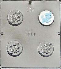Puppy Dog Oreo Cookie Chocolate Candy Mold 1682 NEW