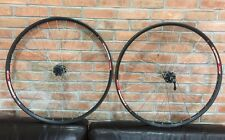 DT Swiss 350 15mm TA Front. SRAM X9 QR Rear. DT M520 Rims 29er Wheel Set