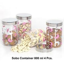 Steelo 800ml x 4 pcs Container Set (Selo)