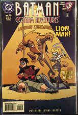 Batman Gotham Adventures #19 VF+/NM- 1st Print Free UK P&P DC Comics