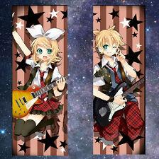 Anime Kagamine Rin/Len Otaku Dakimakura Hugging Pillow Case Cover Gift #B37