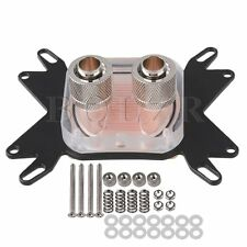 BQLZR Computer Water Cooling CPU Block Head with Fast Twist Connector