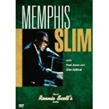 MEMPHIS SLIM: Live at Ronnie Scott's London (DVD, 2006) New / Factory Sealed