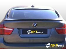 BMW X6 - Rear boot spoiler (1710)