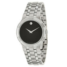 Movado Metio Men's Quartz Watch 0606203 - BRAND NEW in Retail Packaging!