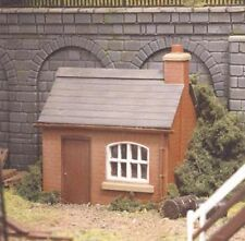 Ratio 535 Goods or Coal Yard Office 00 Gauge = 1/76th Scale Plastic Kit 1st Post