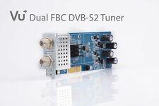 Vu + dual DVB-S2 fbc (8 demodulators) tuner module pour uno 4K et ultimo 4K nouveau