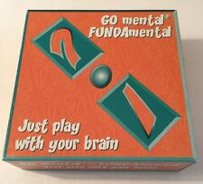 GO Mental - FUNDAmental Game by HL Games - 2005 Edition - 100% Complete!