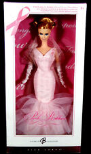 NIB BARBIE DOLL 2006 PINK RIBBON LOVE SUSAN G. KOMEN BREAST CANCER