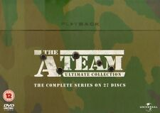 The A TEAM - COMPLETE SERIES SEASON 1 2 3 4 5 DVD BOXSET 27 DISCS R4  Express!