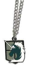 Attack on Titan Military Police Necklace anime GE-35640