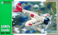 MITSUBISHI A5M2B CLAUDE (JAPANESE AF MARKINGS) 1/32 SPECIAL HOBBY