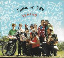 CD album: Think of One: Trafico. Crammed discs. A2