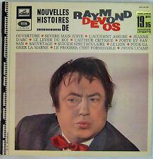 Raymond Devos 33 tours Nouvelles histoires
