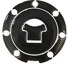 FUEL TANK CAP DECKEL 3D COVER STICKER AUFKLEBER PROTECTOR CARBON LOOK HONDA