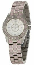 CHRISTIAN DIOR PARIS CD112111M002 CHRISTAL SWISS PINK SAPPHIRE LADIES WATCH