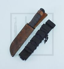 MBC Russian Universal Pouch for Scabbard Knife MOLLE Black