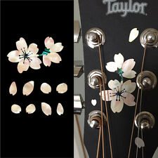 Sakura (Cherry Blossoms) Inlay Sticker Decal Headstock Pickguard Guitar & Bass