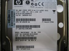 286776-B22/289241-001/356914-001-HP 36GB 15K ULTRA 320 HD