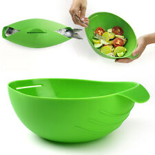 New Food Grade Silicone Folding Bowl Baking Fish Egg Pot Steam Roaster Oven Bake