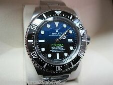 ROLEX NIB 116660 DEEP SEA DWELLER JAMES CAMERON DEEP BLUE DIAL JUST RELEASED!!