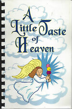 *FOREST CITY NC *FIRST WESLEYAN CHURCH RECIPES COOK BOOK *LITTLE TASTE OF HEAVEN