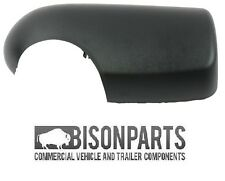 *WING DOOR MIRROR COVER BACK FORD TRANSIT VAN 2000-2010 MK6 MK7 DRIVER UT7713RC