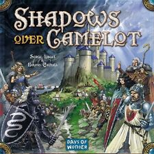 Shadows Over Camelot Days Of Wonder Board Game