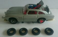 Corgi James Bond 270 Aston Martin - 4 Tyres - 1960's Original's - MINT