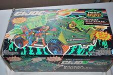 1993 Funskool GI Joe Monster Blaster A.P.C. COMPLETE Vehicle Set