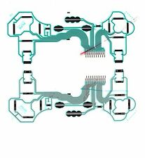 PS3 Controller Flexible Ribbon PCB Circuit Contact Pad Board PS3