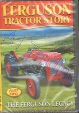 Ferguson Tractor Story Part 2 Harry's TE-20 Legacy (Farming Documentary DVD)