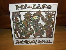 HI LIFE INTERNATIONAL-TRAVEL AND SEE-STERN'S AFRICAN CENTRE LP-NICE