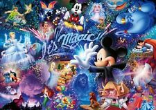 Disney 1000 Jigsaw Puzzle It's Magic! World's Smallest Glows in the Dark