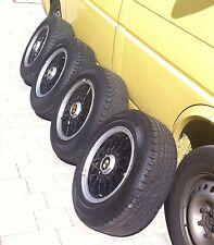 BMW E30 BBS H Zulassung 6,5X14 ET30 Guter Zustand Mit Deckel 316 318