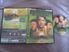 Les canons de Navarone de J. Lee Thompson avec Gregory Peck, DVD, Guerre