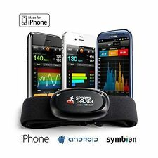 Sports Tracker Heart Rate Monitor for iphone, android & symbian Bluetooth