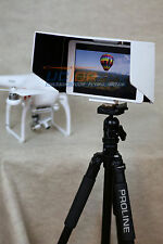 10 Inch Sun Hood Sun Shade with Tripod Mount for iPad 1 2 3 Air 10 inch Tablet