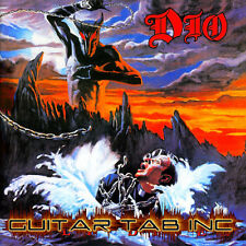 Ronnie James Dio Guitar Tab HOLY DIVER Lessons on Disc