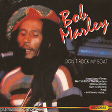 BOB MARLEY - Don't Rock My Boat: Early Years Recordings (EU 12 Tk CD Album)