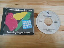 CD Jazz Denny Christianson Big Band - More Pepper (6 Song) JUSTIN TIME