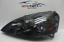 2005-2006 ACURA RSX LEFT DRIVER HEADLIGHT aftermarket 05 06 smoked