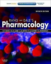 Rang and Dale's Pharmacology by H. P. Rang, G. Henderson, R. J. Flower, M. M. D…
