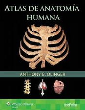 Atlas de Anatomia Humana by Anthony B. Olinger (2016, Paperback)