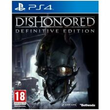 Dishonored The Definitive Edition PS4 Game Brand New